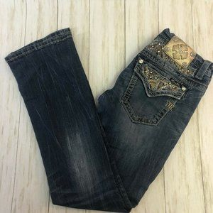 Women's Miss Me Signature Boot Cut Embellished